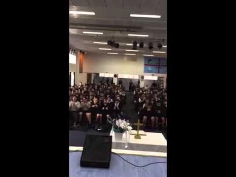 Wesley College 2015 Chants