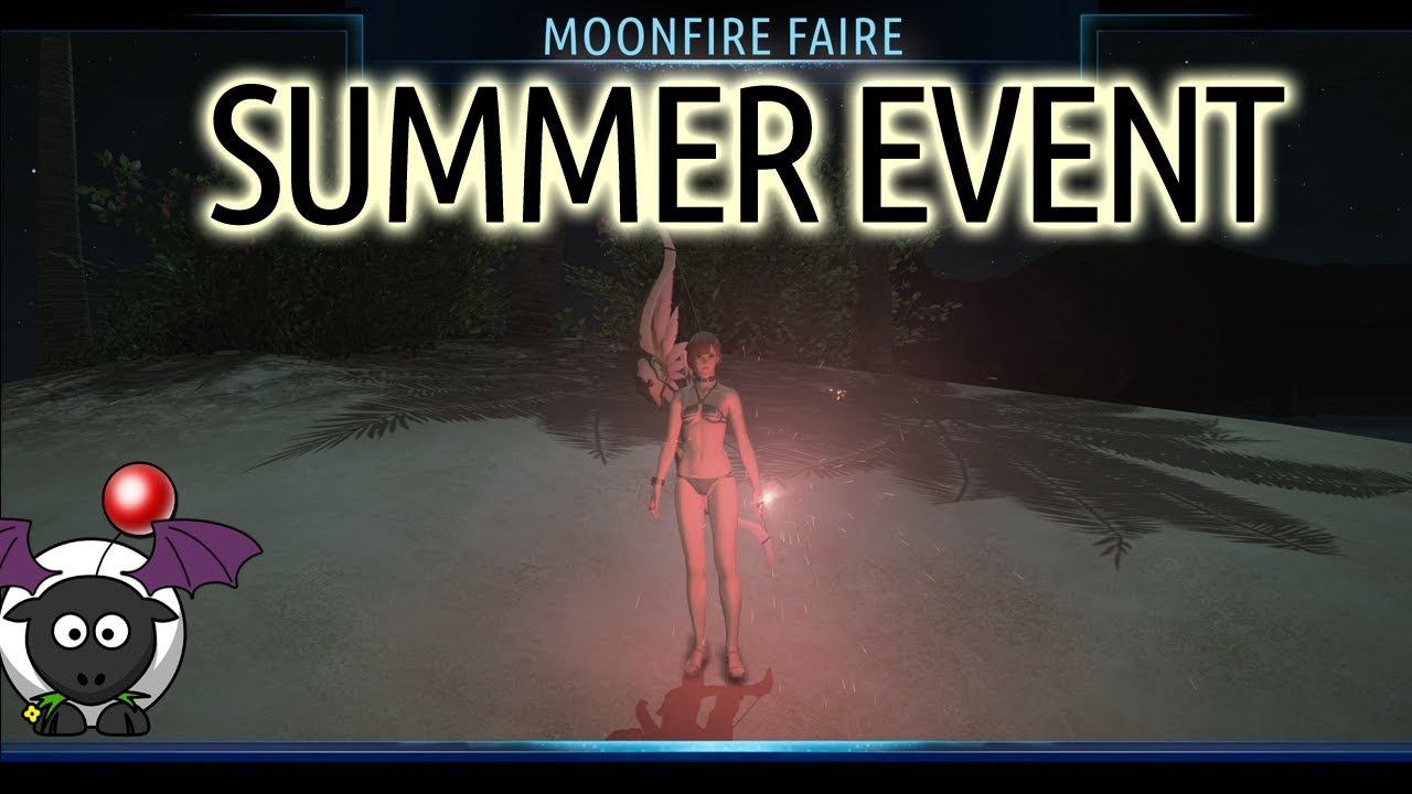 Ffxiv summer event guide