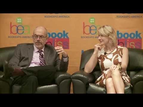 BEA 2013:  Ultimate Book Club Experience:  Elizabeth Gilbert & Wally Lamb