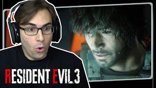 RESIDENT EVIL 3 Remake #6 - O Hospital | Gameplay em Português PT-BR