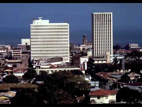 PARAGUAY (Asuncion), NICARAGUA (Managua), PANAMA (Panama city)