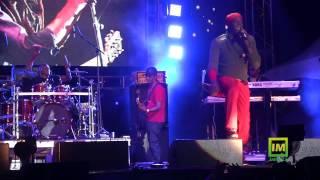 "Richie Spice at Bob Marley 70 ""Redemption Live"" 2015"