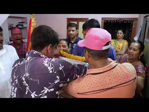 Khodiyar Mataji Photo Pratistha - Jetalpur ( Krisha Studio )