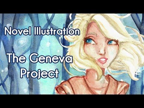Novel Illustration - The Geneva Project: Truth