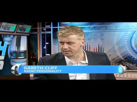 Gareth Cliff's UnRadio unveiled