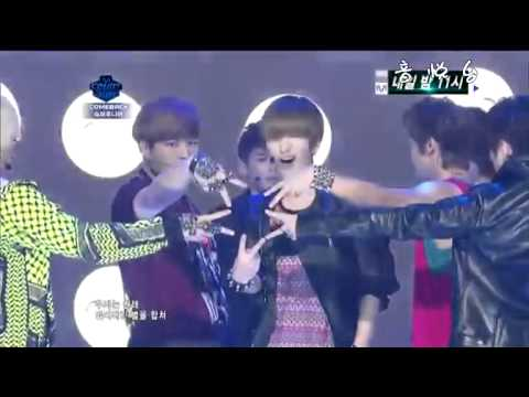Super Junior / Superman (Mnet M!CountDown) 11 08 11 MV