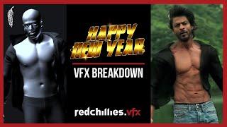 Happy New Year (2014) - Redchillies.vfx Showreel