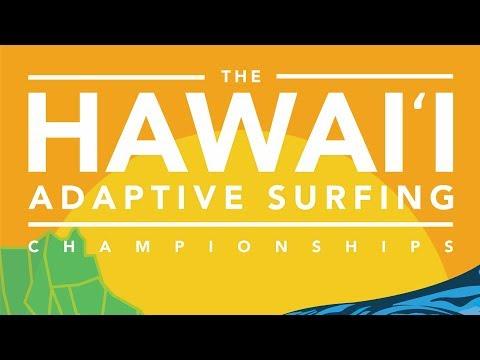 Watch Now: Hawaii Adaptive Surfing Championships