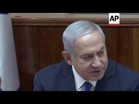 Netanyahu on ceasefire, upcoming Putin-Trump summit