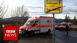 Germany train crash: Several killed in Bavarian town of Bad Aibling - BBC News