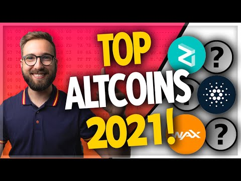 Top Altcoins 2021 pt. 2  🚀 // this year could be make or break