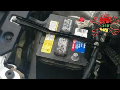Toyota Rav4 Battery Replacement