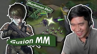 Ang Hapdi ni Gusion Maging Marksman