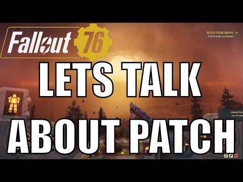 Let's talk about Fallout 76 Patch - Explosive Shotgun Still bugged thumbnail