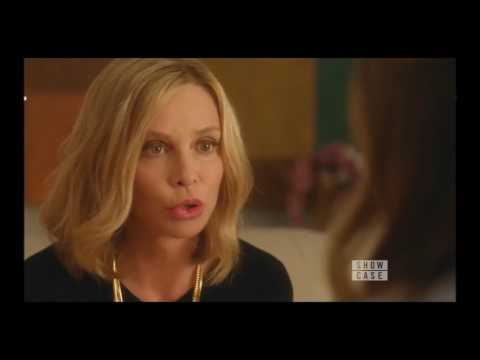 Supergirl S02E022 Cat Grant knows Kara is Supergirl