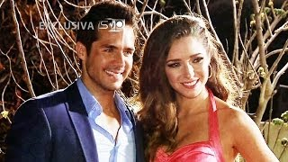 José Ron y Ariadne Díaz no se ponen de acuerdo y dan las versiones de su separación