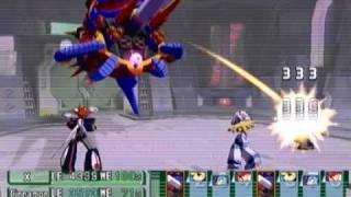 Megaman X - Command Mission - Final Chapter Boss Battles 1