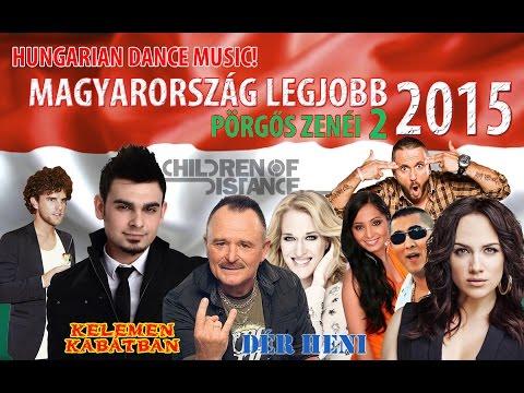 Pörgős Magyar zenék 2015 ★♫ TOP Hungarian Club Music 2★♫★ Live Pioneer Video Mix Vol.4★♫★ Magyar mix