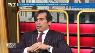 Tv7 con Voi del 25/05/2015 - Investire negli immobili, strategie di mercato (1 di 3)