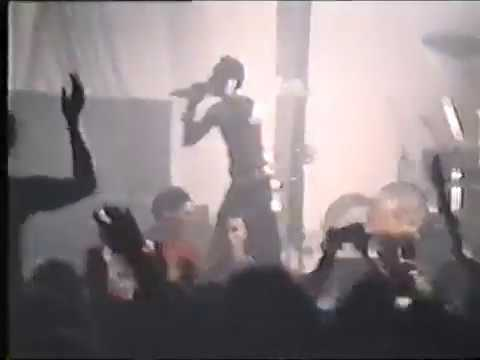The Prodigy Live Phoenix Festival 1996 2nd day dance stage