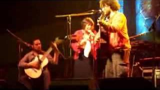 Raly y Liliana- La tempranera- Peña Trashumante 11-11-11