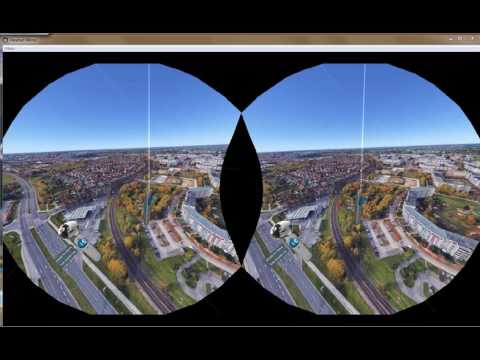 Exploring UI and Navigation in Google Earth VR