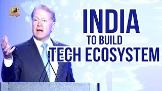 John Chambers : India To Build Tech Ecosystem | Silicon Valley | Mango News
