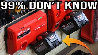 New Milwaukee Power Tool Accessory That 99% OF PEOPLE DON'T KNOW ABOUT!
