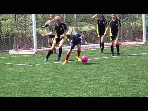 2015 -  FOBISIA Soccer U13 Girls Taipai