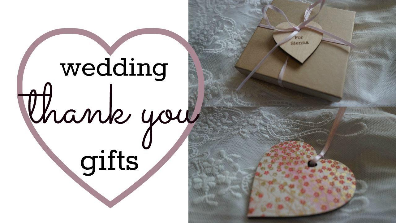 Wedding Guest Thank You Gift Ideas Eskayalitim