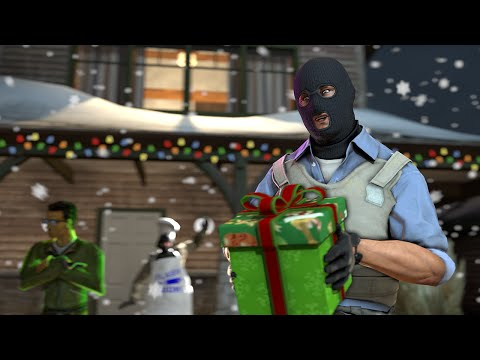 [SFM] A Very Counter Strike Xmas