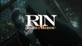 RIN ~Daughters of Mnemosyne~ on DVD 1/19 Teaser Trailer