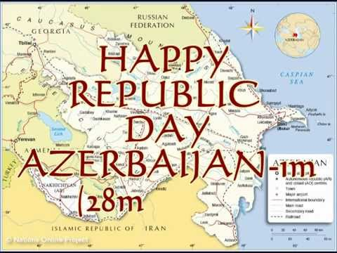 HAPPY REPUBLIC DAY AZERBAIJAN 2014
