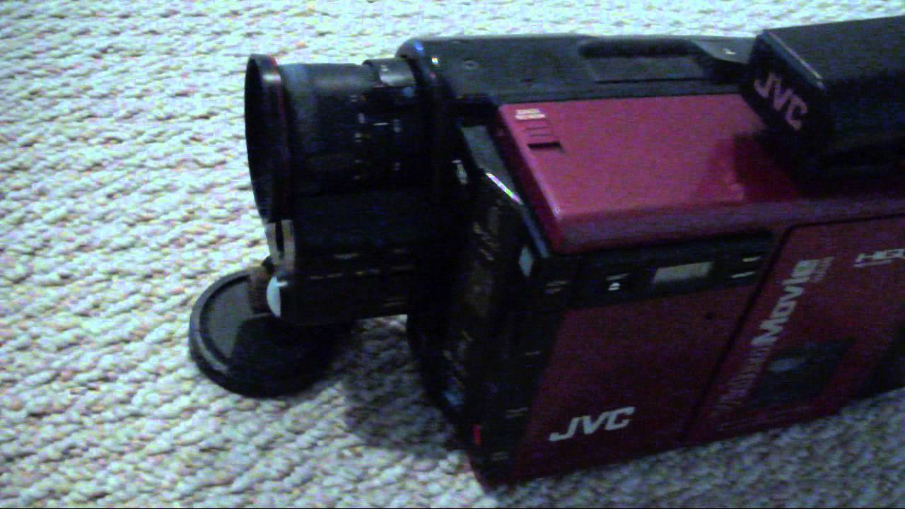 Repair vintage VHS camcorder that does not eject (or play