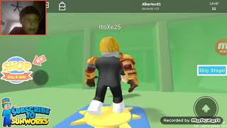 Un Escape su roblox!!!