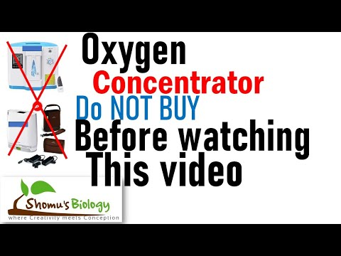Oxygen concentrator how it works | How to find the best oxygen concentrator?