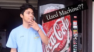 What To Check When Buying A Used Vending Machine