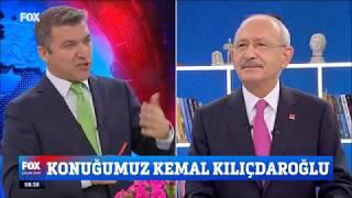 KEMAL KILIÇDAROĞLU FOX TV 21/11/2019