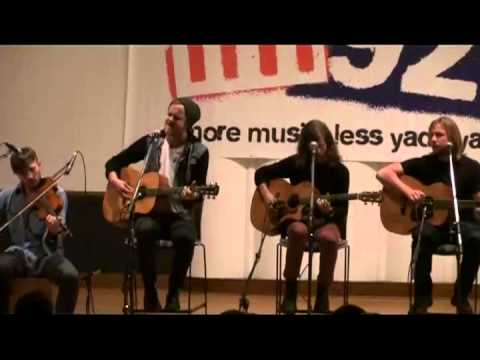 Imagine Dragons - My Fault In The WFUZ 92.1 Performance Theatre