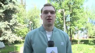 Андрей Василевский - воспитанник башкирского хоккея, вратарь сборной России и клуба НХЛ