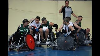 Disabled Sports USA Wheelchair Rugby - Gaylord Sports Association Jammers