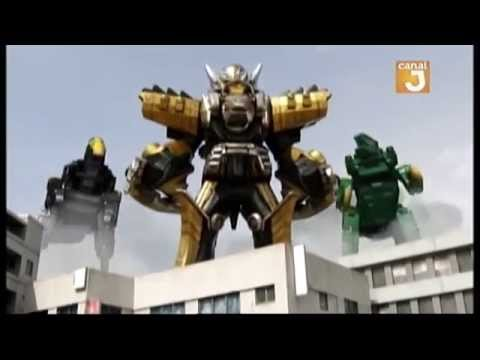 Power rangers dino charge extrait vf pt ro charge - Power rangers dore ...