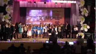 Нагородження вокальних ансамблів середня вікова група