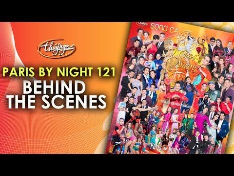 PBN 121 Song Ca Nhạc Vàng  Behind the Scenes  Hậu Trường Sân Khấu