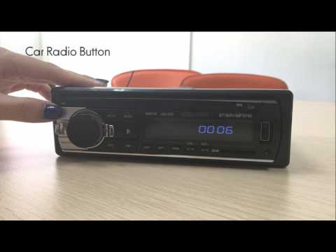 JSD Bluetooth V2.0 Car Audio Stereo MP3 Player Radio Review