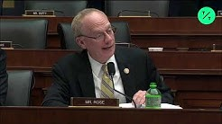 Bank CEOs Grilled By The House Financial Services Committee