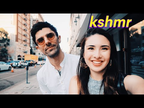 KSHMR Interview- advice for producers, Indian background, re