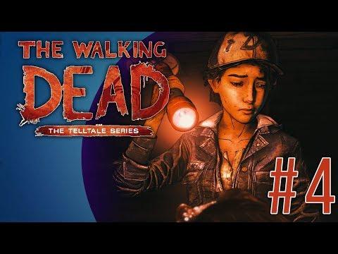 The Walking Dead S4 #4 - Secrets