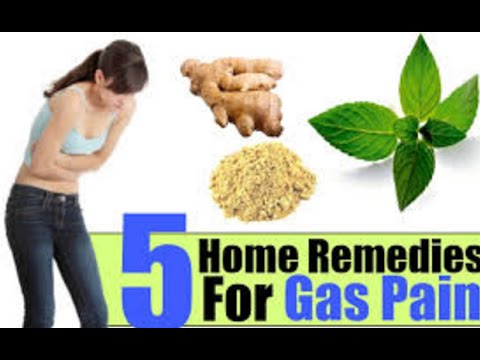 how to stop gas pain