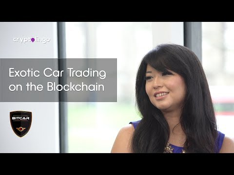BitCar | Exotic Car Trading on the Blockchain | Crypto Investor Show 2018